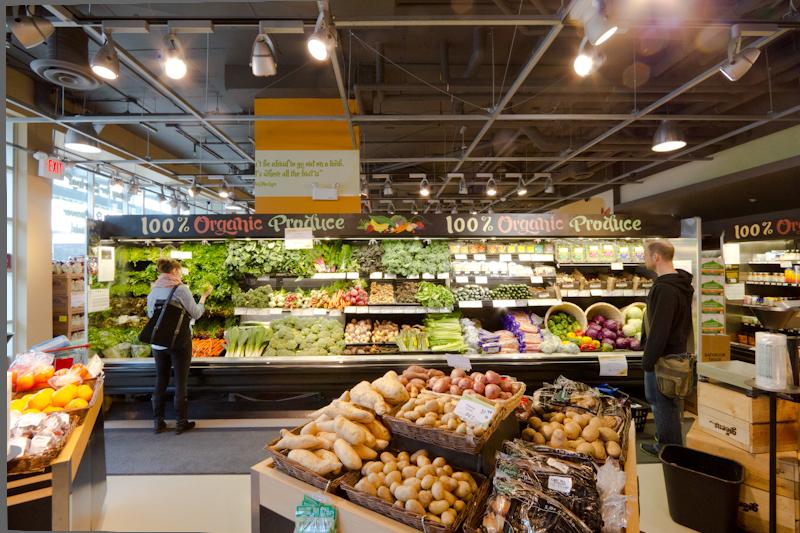 Greens Organic And Natural Market Vancouver Bc